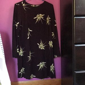 H&M flowy dress.